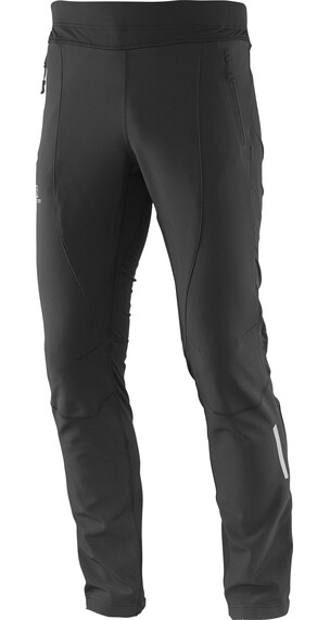 Salomon M's Momemtum Softshell Pant Black